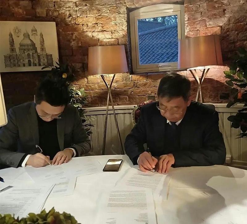 北京时间2019年11月11日0时,敬业集团与英钢签订收购协议