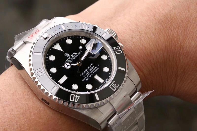 SUS904L低碳不锈钢手表1