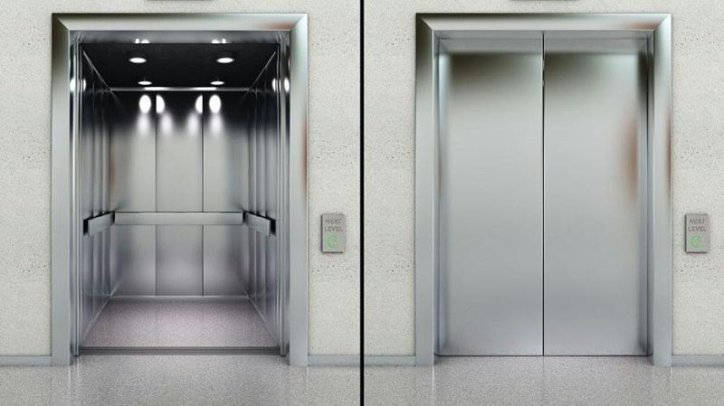 无锡中兴溢德—电梯装饰