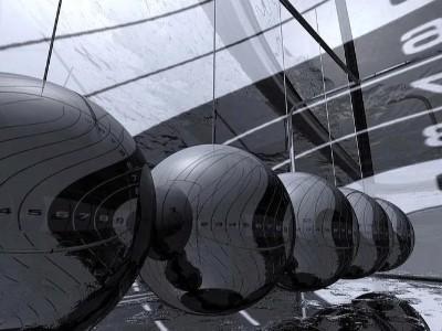 原来,不锈钢也可以演绎出未来高科技感!