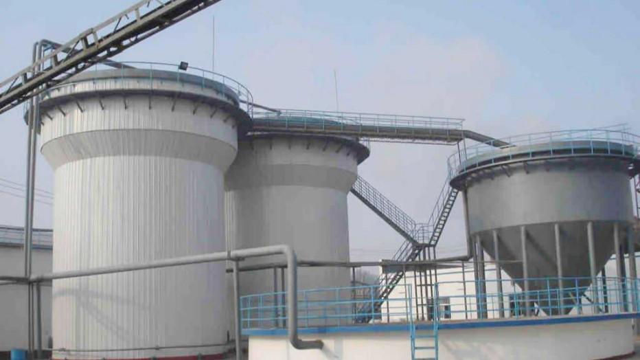 韩国某污水处理设备项目和中兴溢德达成合作