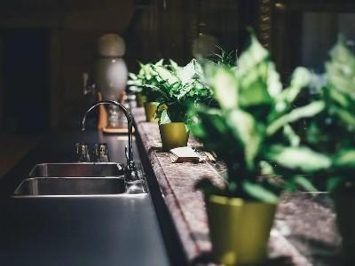 你家的不锈钢水槽里正在大量繁殖细菌,你知道吗?