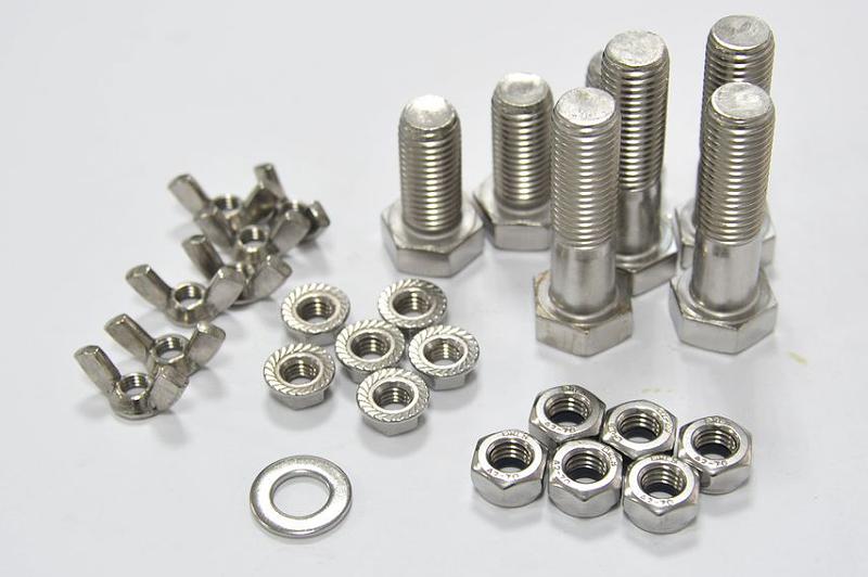 不锈钢紧固件-1