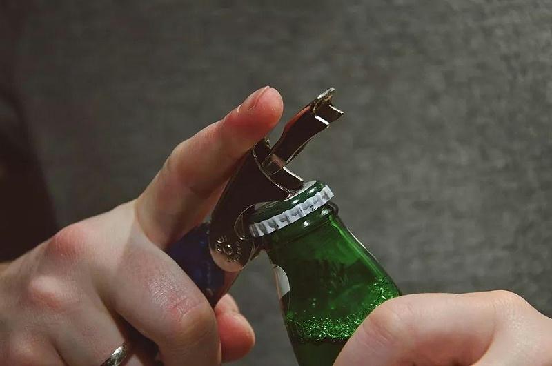 304L低碳环保不锈钢开瓶器