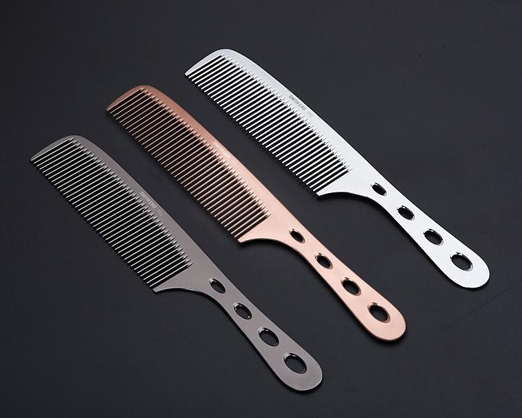 不锈钢梳子-2