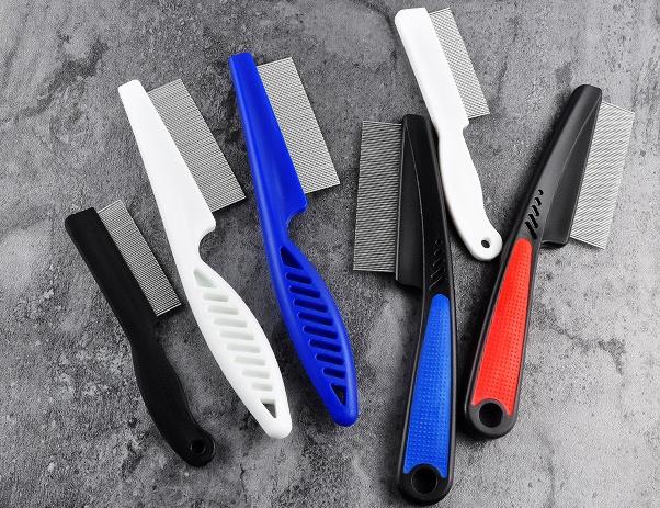 不锈钢梳子-3