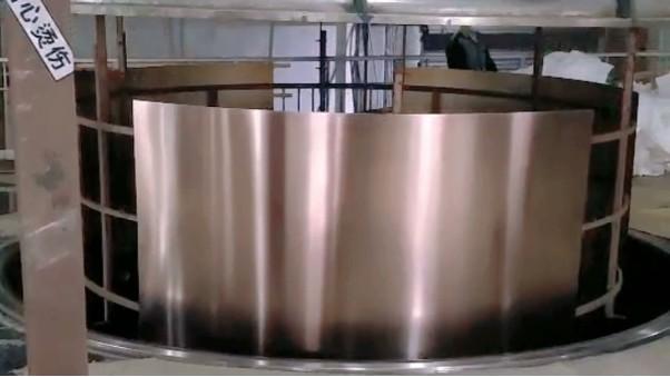 无锡中兴溢德不锈钢 | 你们要的304L不锈钢镀钛产品来啦~快来看看!