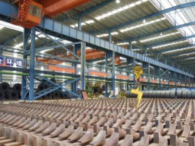 鑫峰100万吨高品质304L不锈钢连续固溶酸洗生产线项目开工