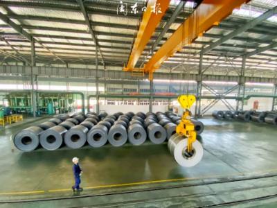 甬金科技:努力打造一流精品304L不锈钢生产基地
