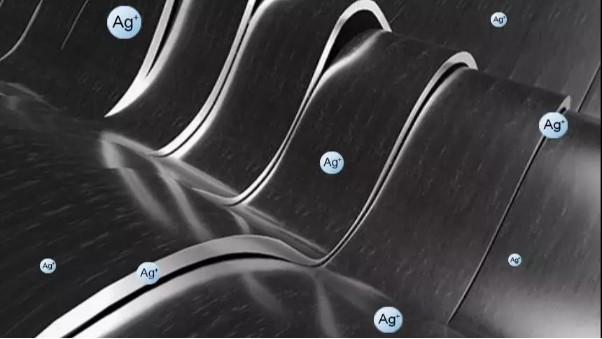 抗菌不锈钢专为卫生而设计