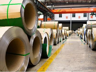 我国不锈钢产量仅占粗钢总产量的2.95%,应加大产业政策支持力度