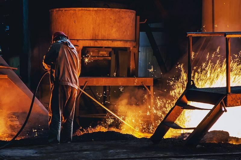 印度尼西亚德信钢铁项目