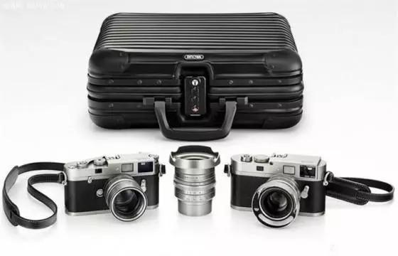不锈钢徕卡相机