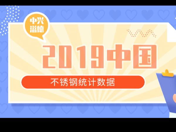 行业动态 | 2019年中国不锈钢统计数据