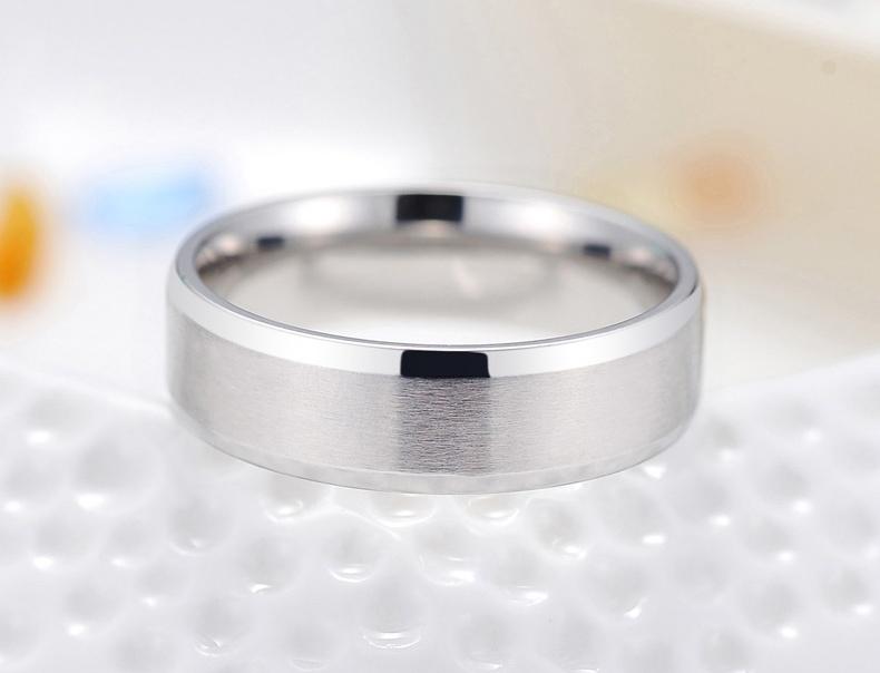 316L低碳不锈钢戒指