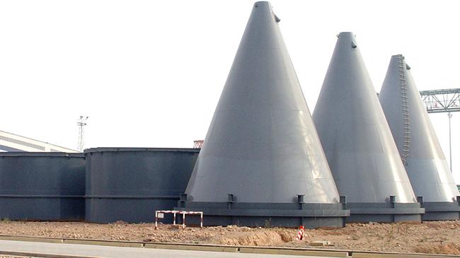 中兴溢德为黄岛电厂提供不锈钢项目合作案例
