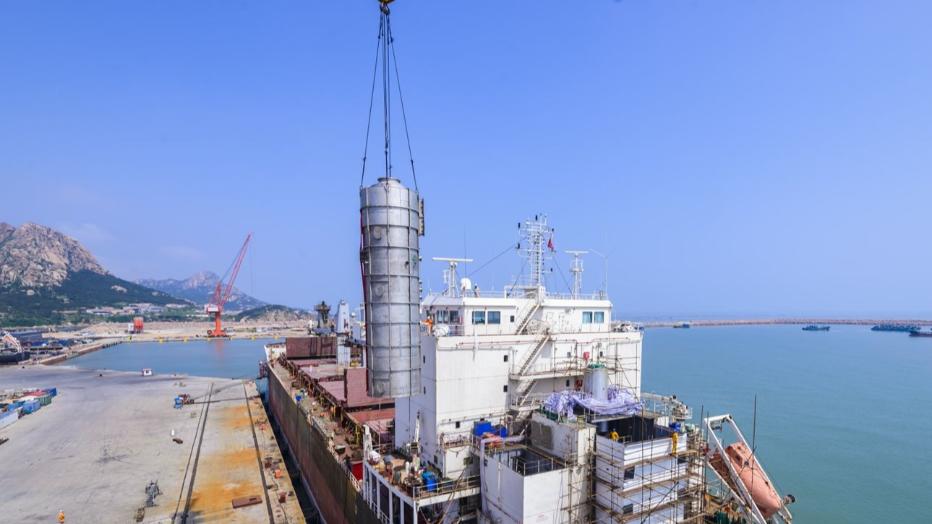 不锈钢在船舶脱硫脱硝的应用