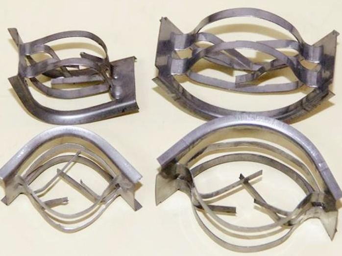 不锈钢304L材质应用于化工填料
