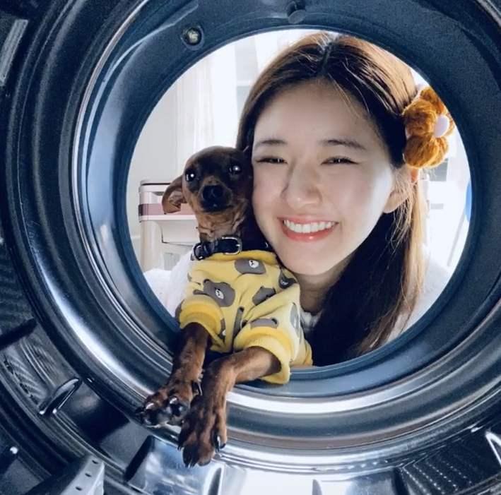 洗衣机自拍照3