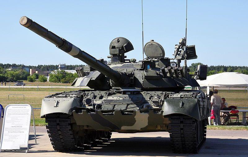 全不锈钢99式坦克模型的原型-3