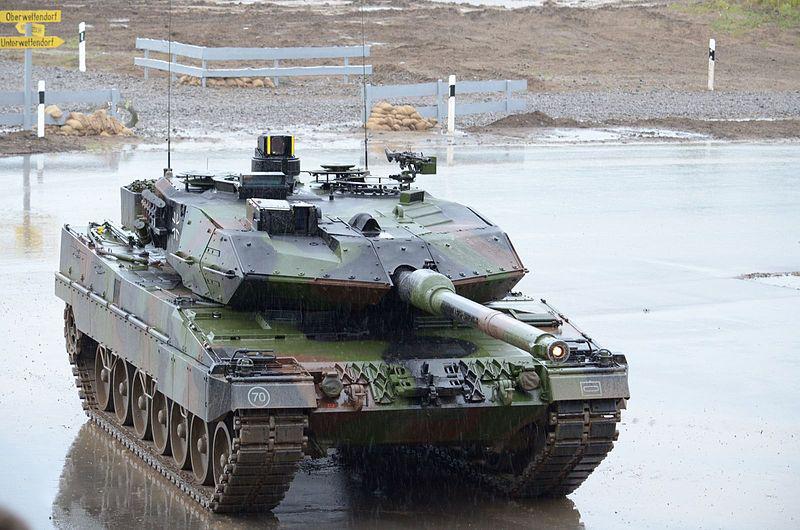 全不锈钢99式坦克模型的原型-2