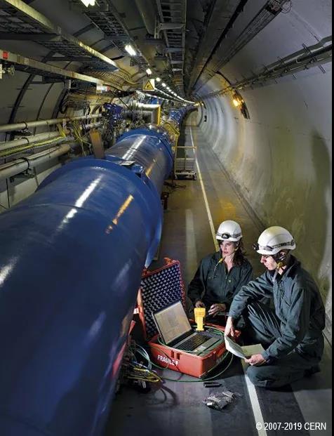 大型强子对撞机(LHC)-2