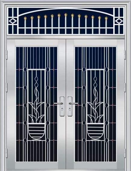 304L不锈钢门
