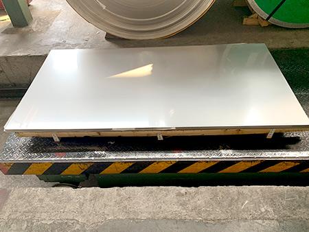 301L不锈钢板冷轧板