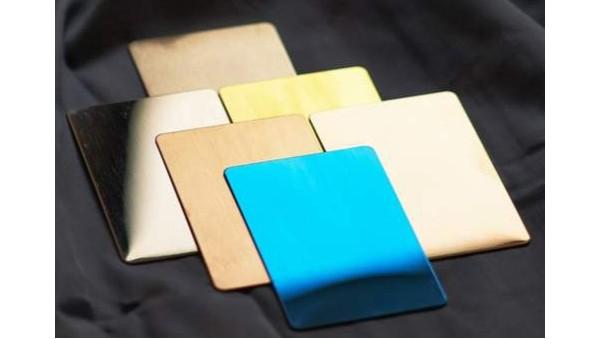 无锡中兴溢德教你辨别304L不锈钢彩色板质量的方法