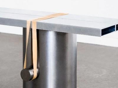 极简家具设计,不锈钢也能玩出无限可能