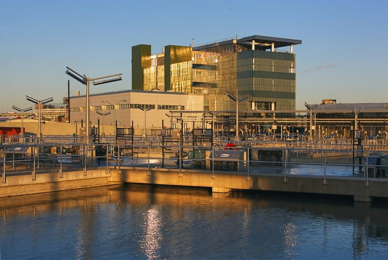 新镇溪(Newtown Creek)污水处理厂-6