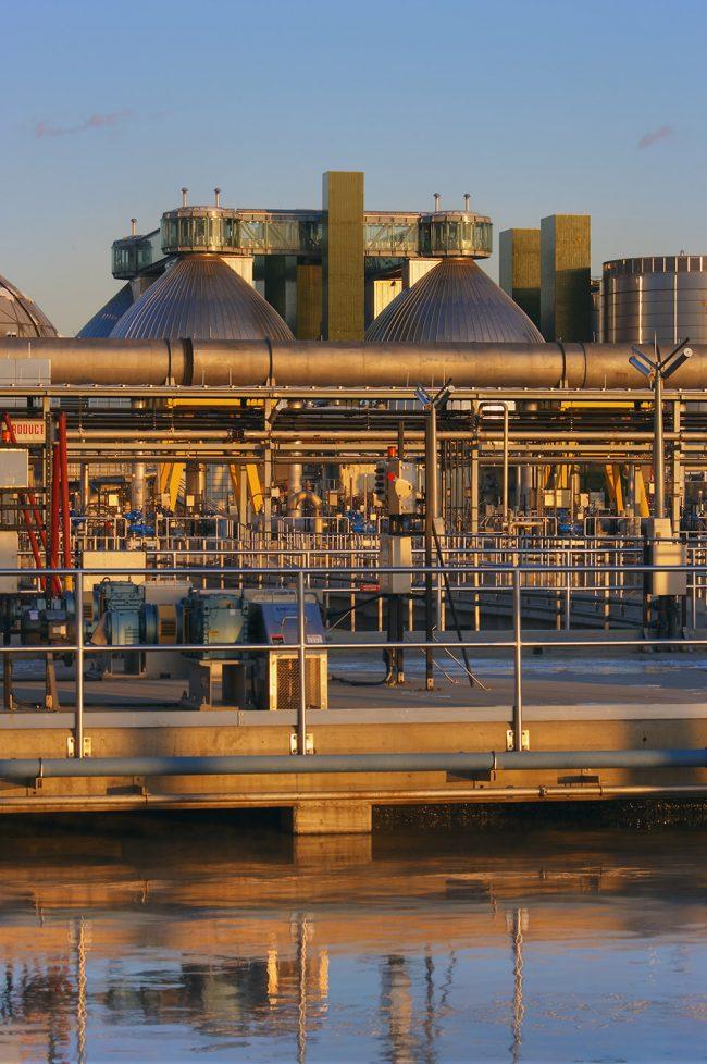 新镇溪(Newtown Creek)污水处理厂-7