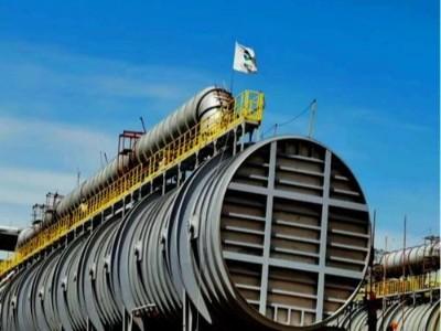 """在""""特特""""上下功夫 太钢304L不锈钢产品助力国内最大海水淡化项目"""
