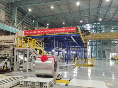 生产世界最高端不锈钢精密产品!这条产线在中国宝武投产!
