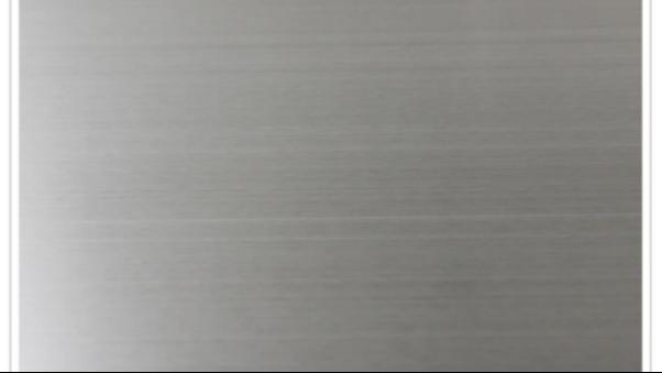 不锈钢拉丝 | 油磨拉丝与干磨拉丝的区别