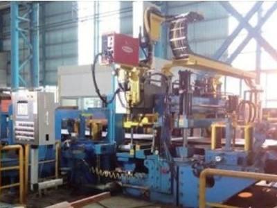 中冶南方激光焊机在冷轧304L不锈钢产线上的应用