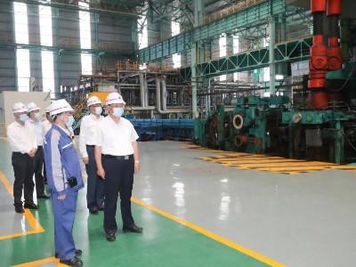 鉴往知来,跟着总书记学历史|共和国钢铁工业的今昔