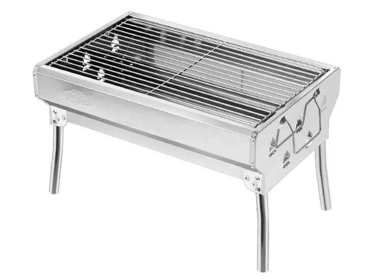 不锈钢烧烤架