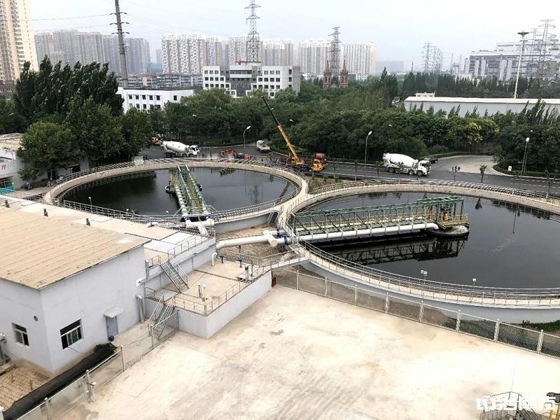 太钢工业废水升级改造工程
