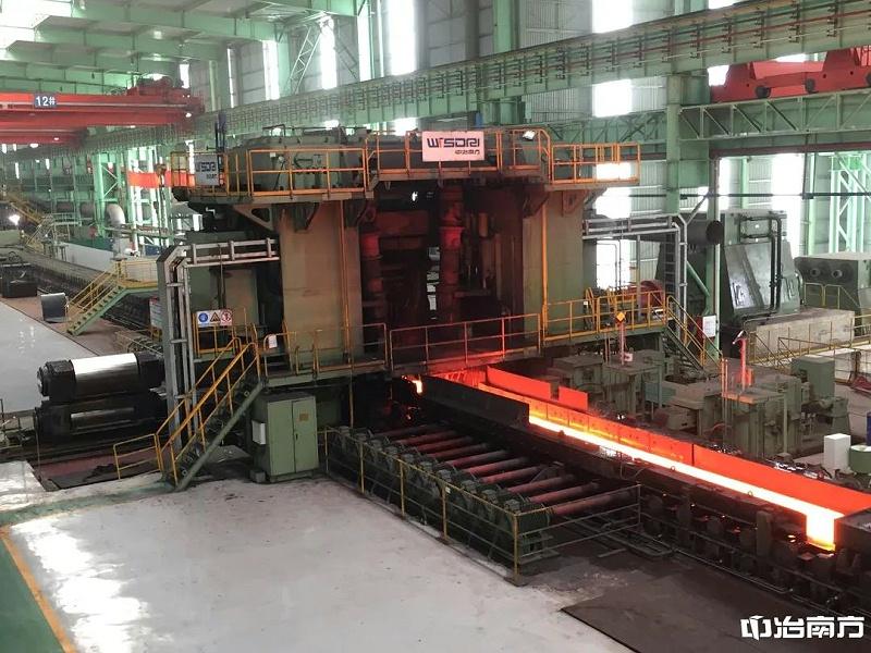 广东广青1780mm不锈钢热连轧总承包工程
