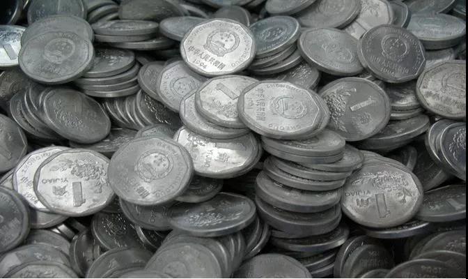 铝制1角硬币