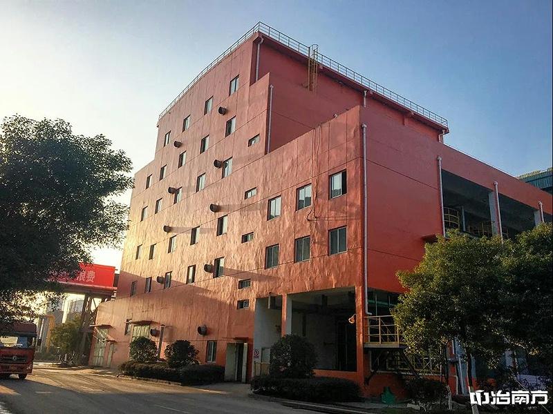 青山集团不锈钢混酸再生总承包工程
